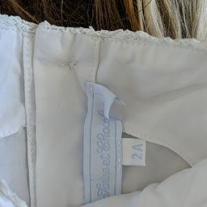 Tartine et Chocolat Dresses - Tartine et Chocolat white dress 2A